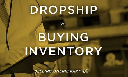 Drop Shipping vs Buying Wholesale Inventory (Part 1)