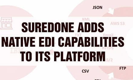 SureDone Adds Native EDI Capabilities