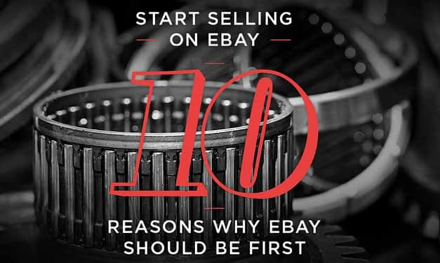 Make Money on eBay: 10 Reasons Why eBay Should be First