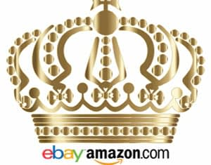 eBay and Amazon are King