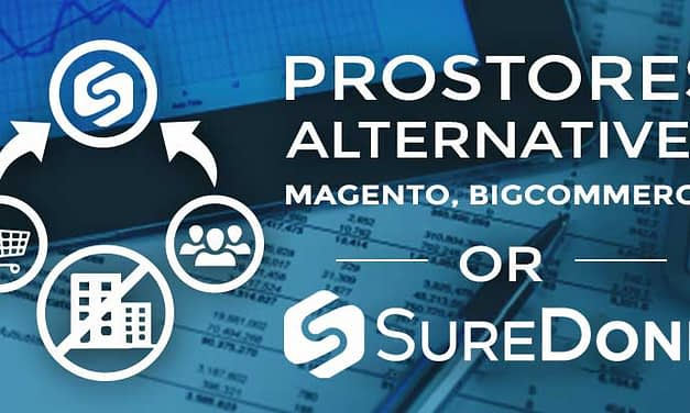 ProStores Alternatives: Magento, BigCommerce or SureDone?