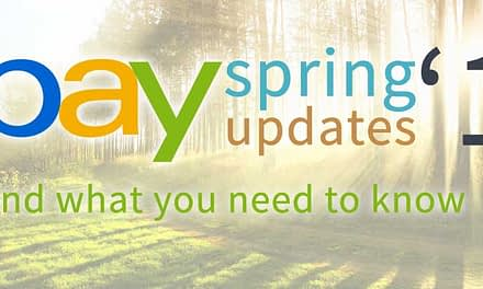 eBay Spring 2015 Seller Updates and What You Need to Know